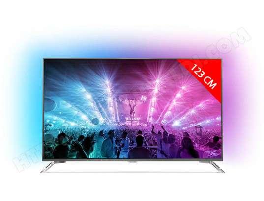 Philips 49PUS7101/12 : un bon téléviseur Edge-LED ?