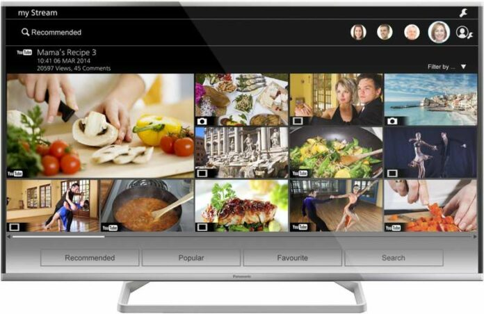 Panasonic TX-40AS640 : le téléviseur Full HD