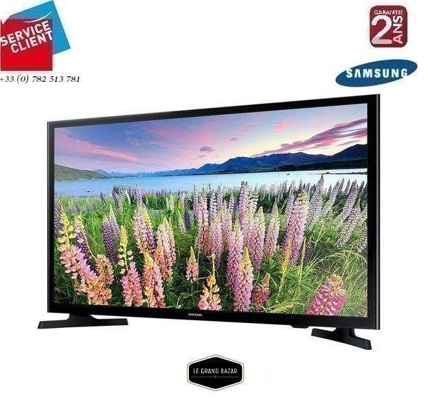 Samsung UE40J5000 : un téléviseur milieu de Gamme