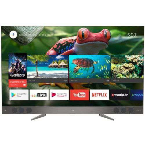 Haut de gamme smart TV U65X9006 de chez TCL : Notre analyse