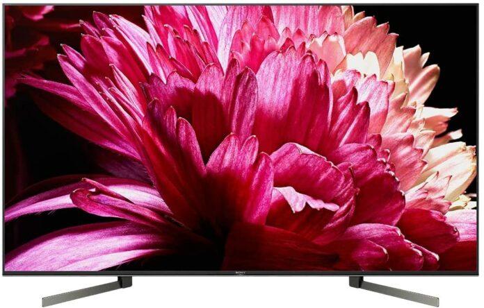 KD-55XG9505 : le televiseur Direct LED de Sony