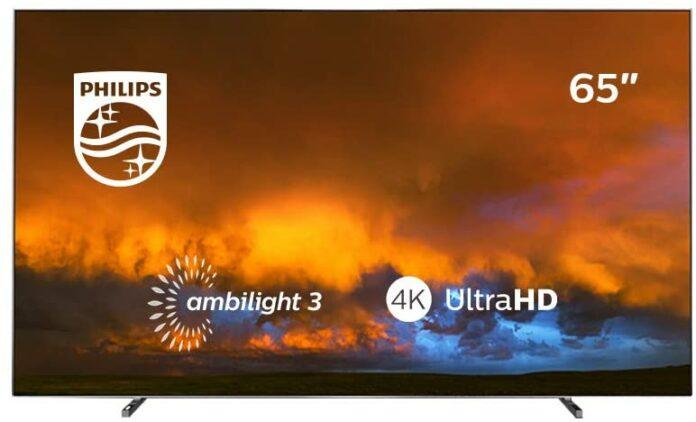Philips 65OLED804/12 : un téléviseur haut de Gamme