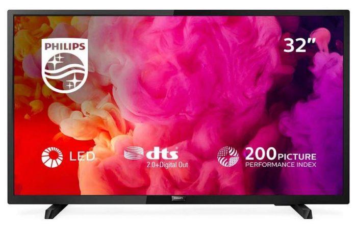 Philips 32PHS4503 : un televiseur Direct LED MILIEU de Gamme