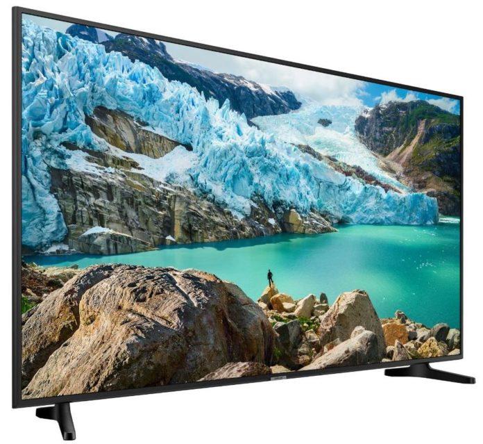 Téléviseur Samsung UE43RU7025 : que vaut ce MILIEU de Gamme ?