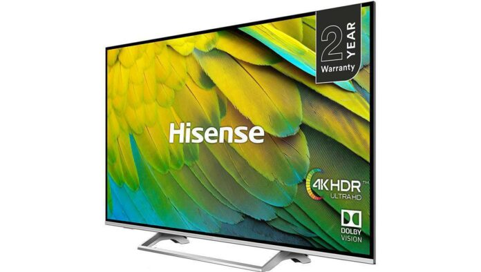 Hisense H55B7500UK