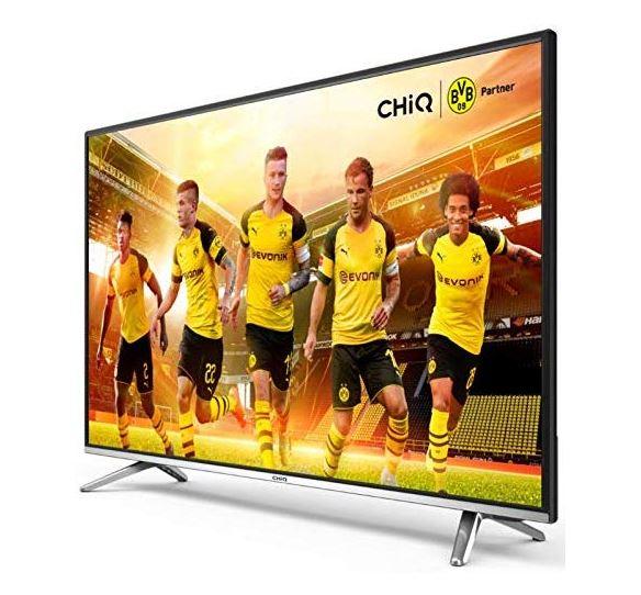 CHIQ U50G5SF : un téléviseur ENTREE de Gamme