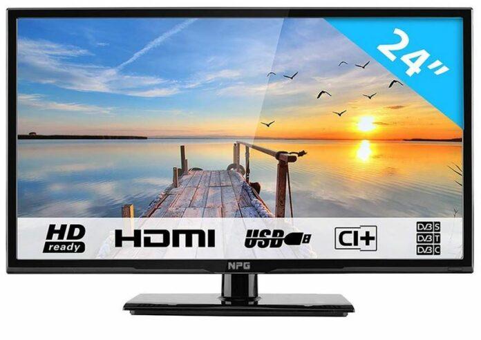 NPG 400 : HKC revient avec un téléviseur LED