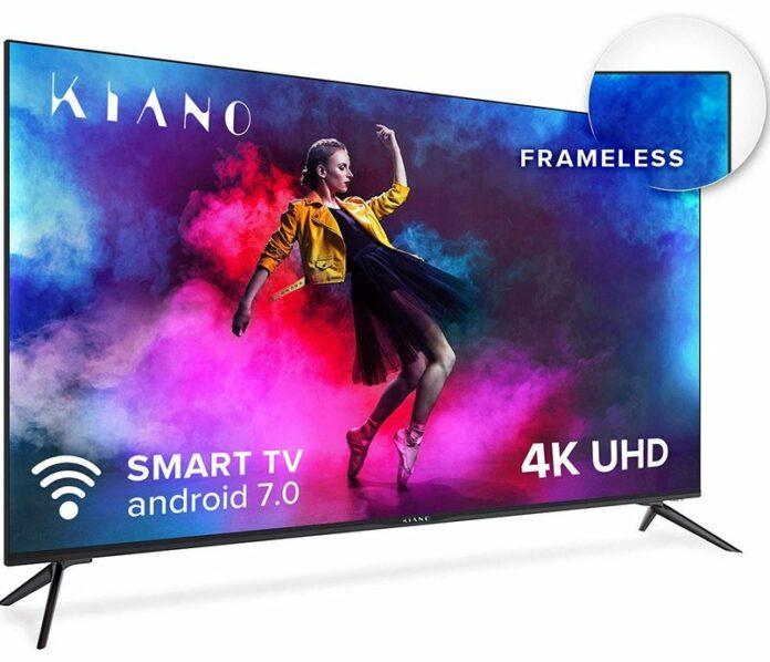 Kiano Slim TV 50 : un bon téléviseur LED ?