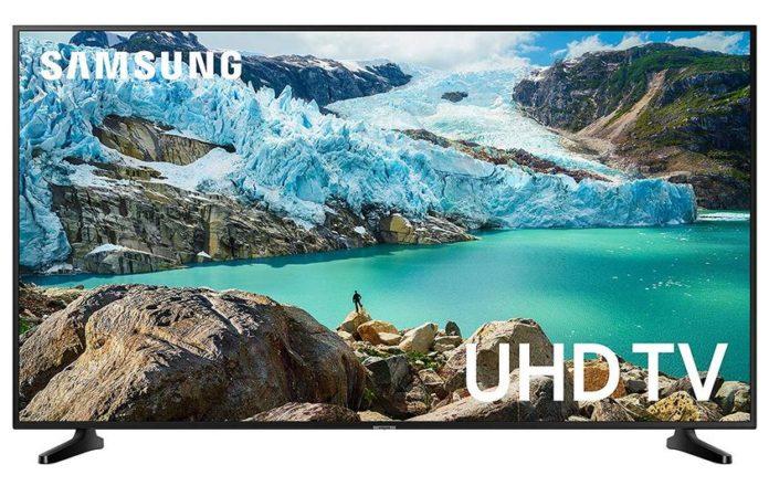 Samsung UE55RU7025 : un téléviseur MILIEU de Gamme