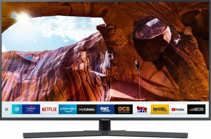 Avis sur le UE65RU7405 de Samsung : Un TV Ultra HD 4K