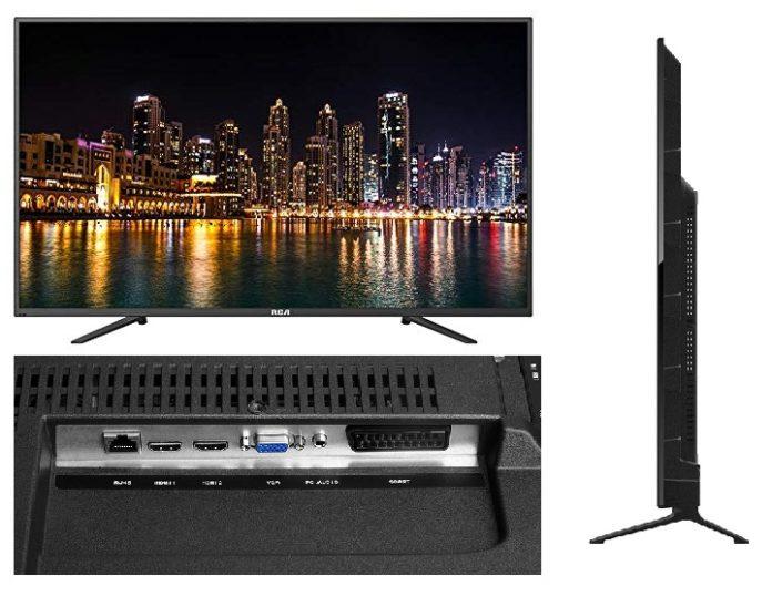 RS55U1-EU : RCA revient avec un téléviseur LED
