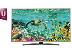 49UH668V : Le téléviseur LG 4K de 49 pouces