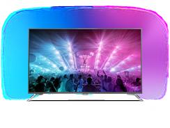 55PUS7101 : Le téléviseur Philips 4K de 55 pouces