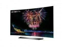 OLED55C6V : Le téléviseur LG OLED de 55 pouces