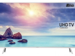 TV Samsung UE49KU6510 UHD 4K Incurvée : Design et haut de gamme