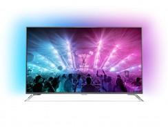 TV 4K UHD Philips 65PUS7101 : 65 pouces avec Ambilight
