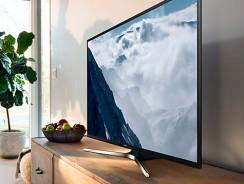 UE50KU6000 : La TV SAMSUNG 4K de 50 pouces