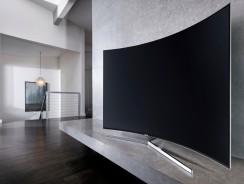 UE55KS9000 : Le téléviseur SAMSUNG 4K de 55 pouces
