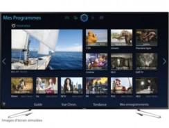 UE75H6400 : La Smart TV 3D de 75 pouces de chez SAMSUNG
