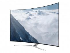 Samsung UE78KS9000 : Le téléviseur incurvé SUHD de 78 pouces