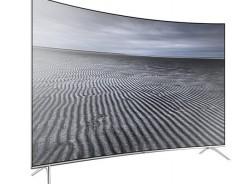 Samsung UE65KS7500 : Le téléviseur incurvé SUHD de 65 pouces