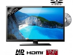 LED215DVD2 : Le téléviseur Océanic Full HD DVD Combo de 21 pouces
