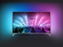 49PUS7101 : Le téléviseur Philips 4K de 49 pouces